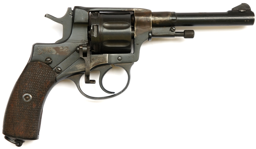 Цены небыло бы такому револьверу!